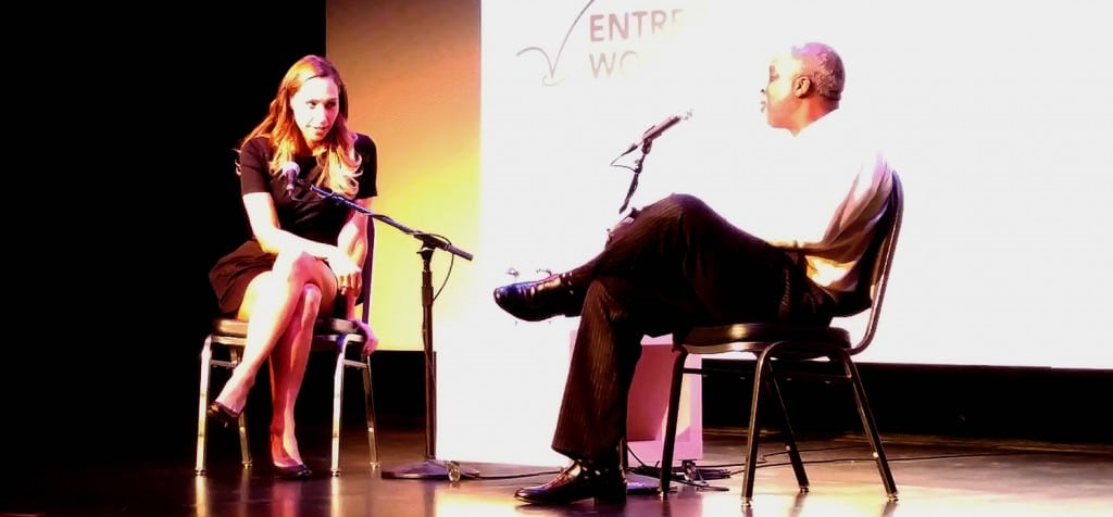 Earl Boyd interviews Rebecca Rescate